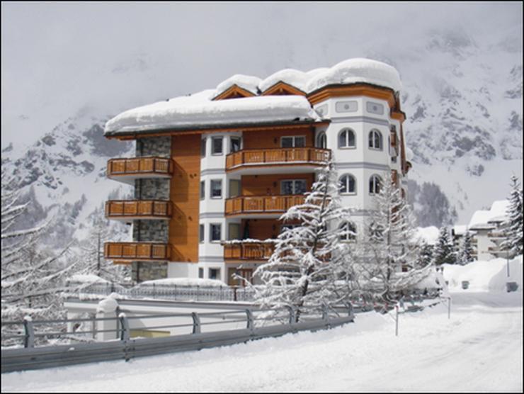 Residenz Al Ponte excl. 2.5 Zwg. De Luxe mit Cheminée und grossem Balkon Süd - Wohnung kaufen - Bild 1