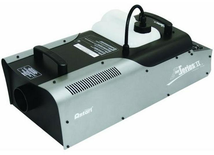 Vermietung Nebelgerät ANTARI Z-1500 II   DMX  Nebelmaschine
