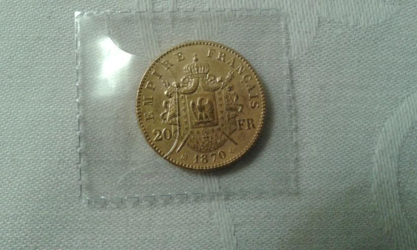 Tausch Münze gegen Kaputte Kette