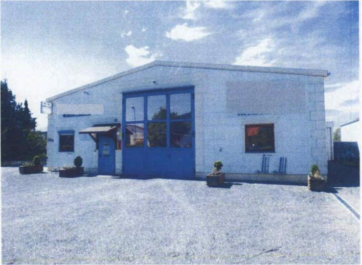 KFZ-Werkstatt, 10 km von Würzburg entfernt (230 qm) komplett zu vermieten