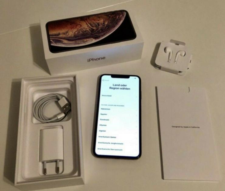 Bild 2: Ich verkaufe mein iPhone XS 64GB