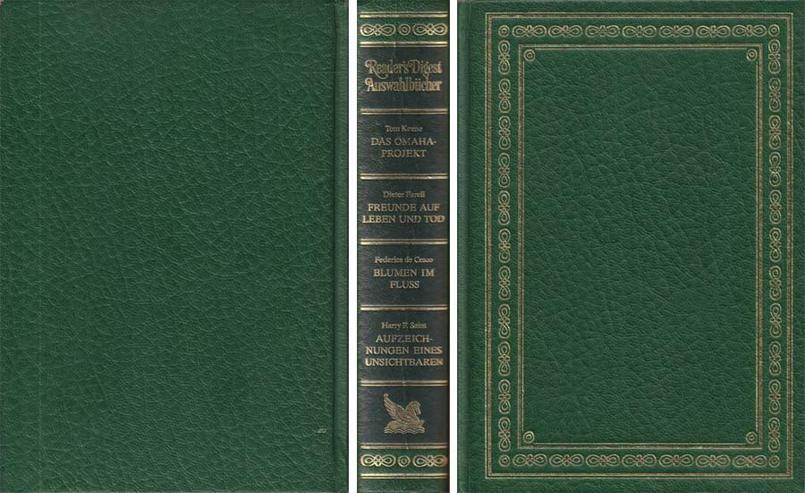 4000130 - Buch - Reader's Digest Auswahlbücher 489 von 1989