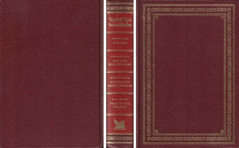 4000131 - Buch - Reader's Digest Auswahlbücher 291 (175) von 1991