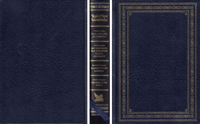 4000132 - Buch - Reader's Digest Auswahlbücher 194 (192) von 1993
