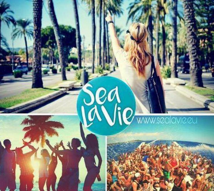 Promotion LOVE,SUN, FUN & WORK with SEALAVIE!