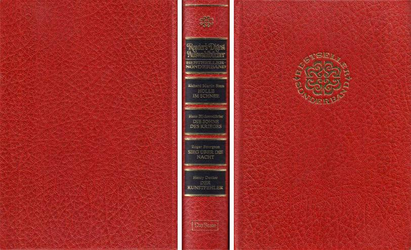 4000133 - Buch - Reader's Digest Auswahlbücher von 1980