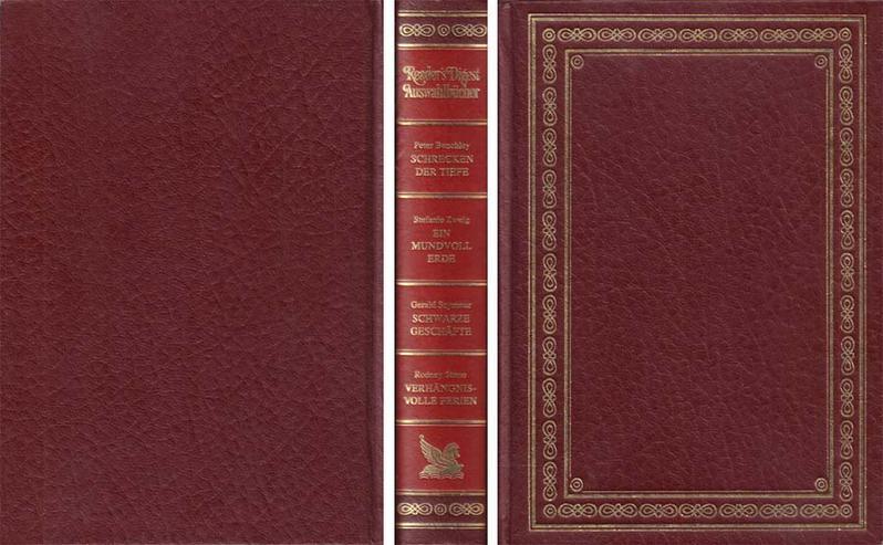 Bild 2: 4000134 - Buch - Reader's Digest Auswahlbücher 293 (187) von 1993