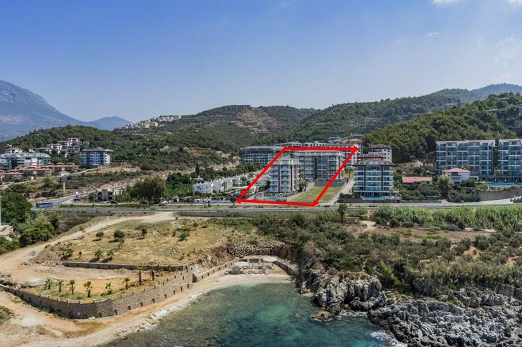 Bild 2: Türkei, Alanya, Budwig, 2 Zi. Neubau, Preis enorm reduziert,181-1
