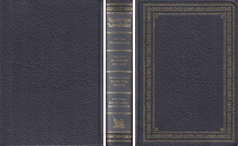 4000135 - Buch - Reader's Digest Auswahlbücher 689 von 1989