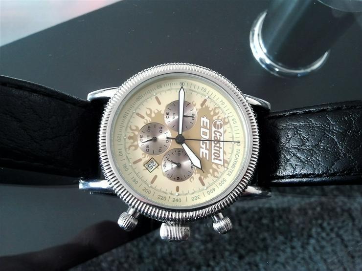 Bild 4: Castrol EDGE Herrenchronograph Limited Edition