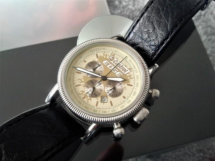 Bild 6: Castrol EDGE Herrenchronograph Limited Edition
