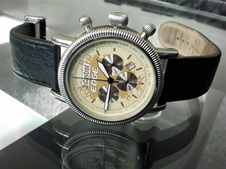 Bild 3: Castrol EDGE Herrenchronograph Limited Edition