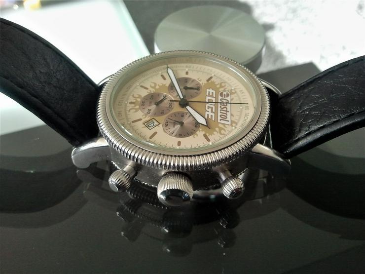 Bild 2: Castrol EDGE Herrenchronograph Limited Edition