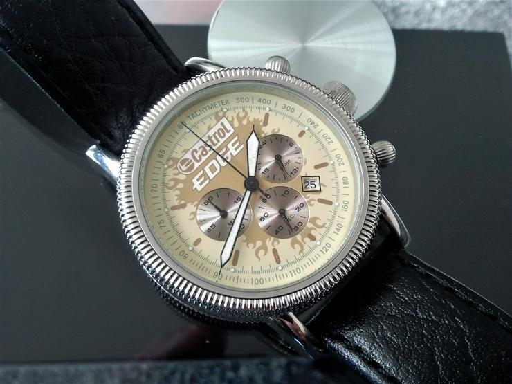 Bild 5: Castrol EDGE Herrenchronograph Limited Edition