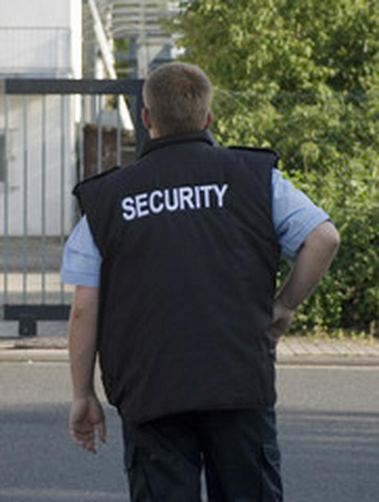 Objektschutz / Revierdienst / Baustellenbewachung/Nachtbewachung