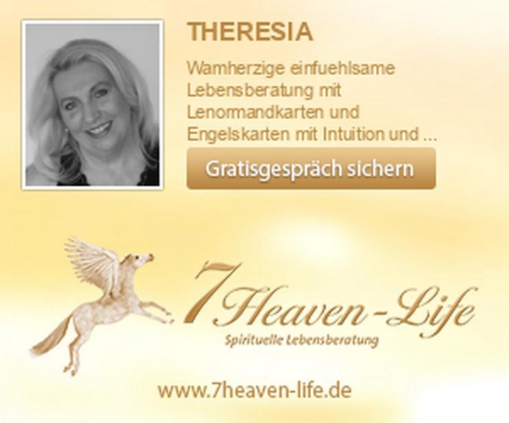 Theresia-Engel-und Lenormandkarten legen am Telefon!