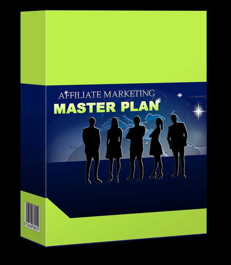 "ebook ""Affiliate Marketing Master Plan"" PLR Komplett Paket"