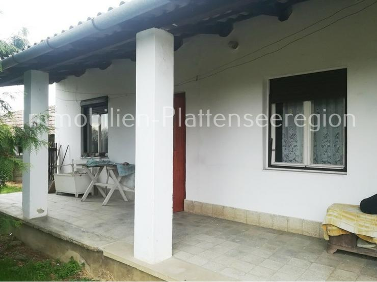 Haus Nr.87 in Ungarn Balatonregion,Grdst: 3.600m²