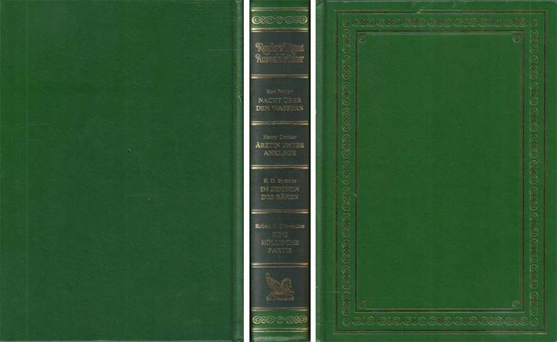 4000136 - Buch - Reader's Digest Auswahlbücher 294 (193) von 1994