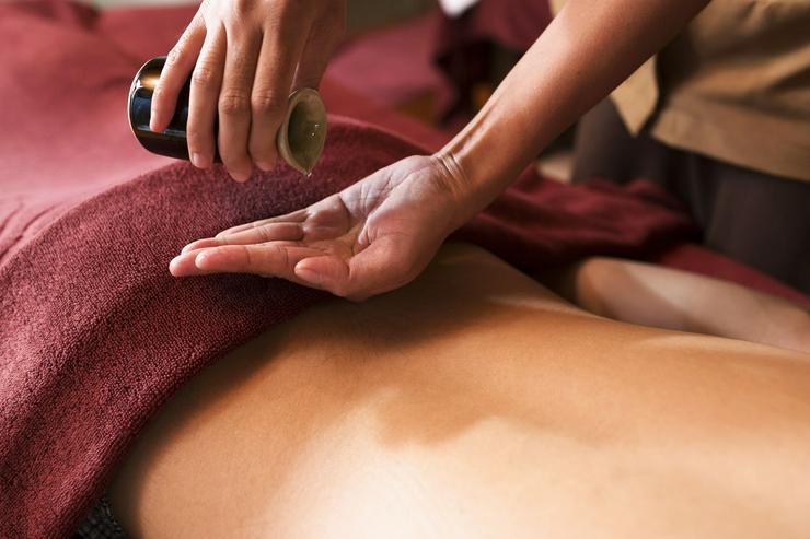 Bild 3: Thai - Massage