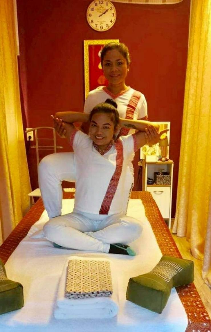 Bild 2: Thai - Massage