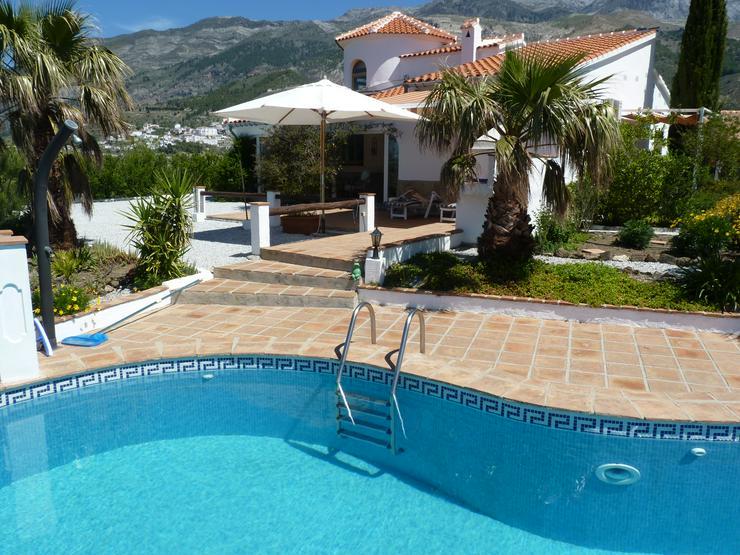 Hochwertiges Haus mit 360 Grad Panoramablick in Andalusien