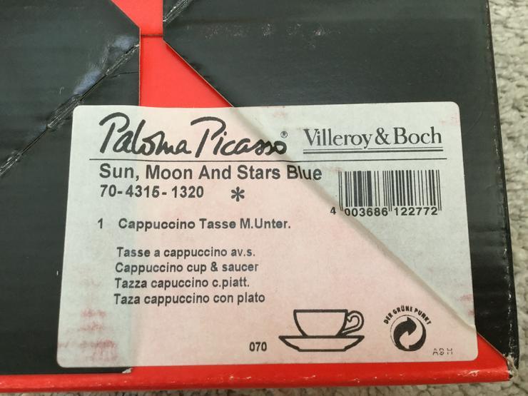 Villeroy & Boch Cappuccino-Tassen Paloma Picasso