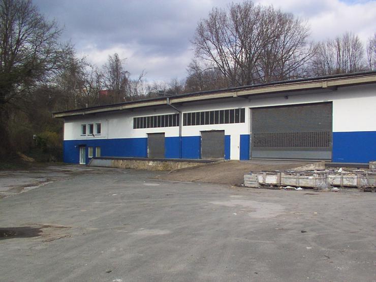 Bild 3: Rampen Lagerhalle am BAB-Kreuz Wuppertal West zu vermieten