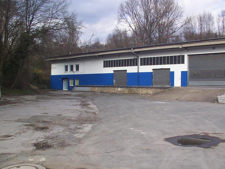 Bild 4: Rampen Lagerhalle am BAB-Kreuz Wuppertal West zu vermieten