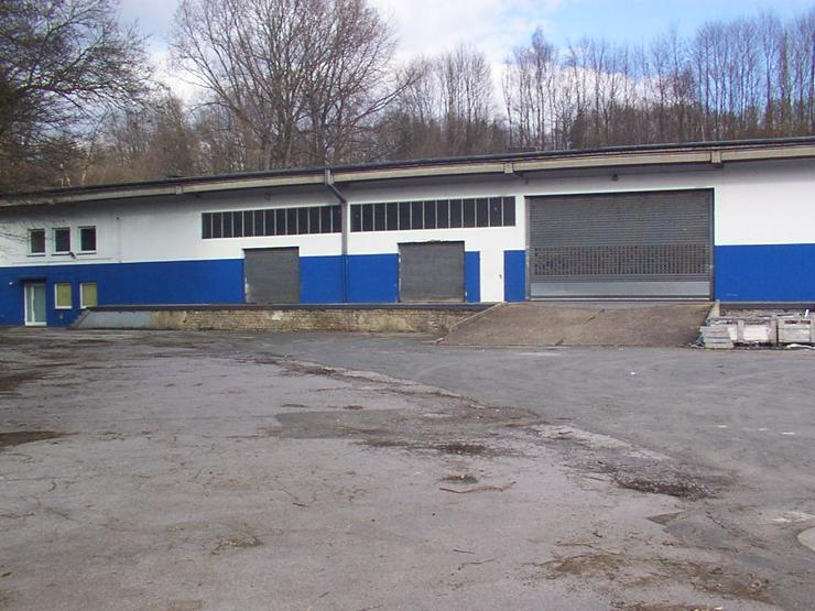 Bild 6: Rampen Lagerhalle am BAB-Kreuz Wuppertal West zu vermieten