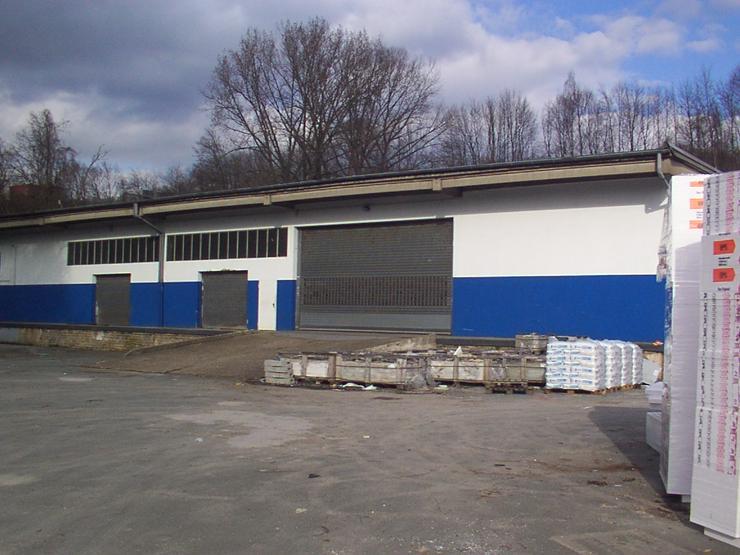 Bild 2: Rampen Lagerhalle am BAB-Kreuz Wuppertal West zu vermieten