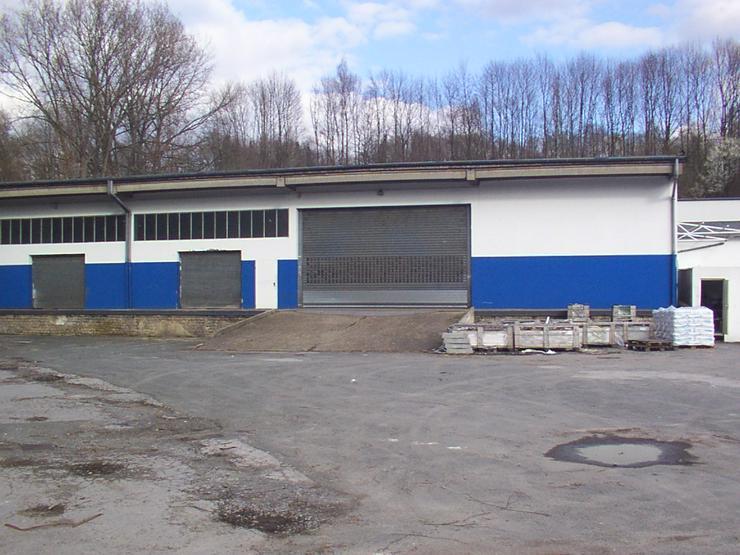 Bild 5: Rampen Lagerhalle am BAB-Kreuz Wuppertal West zu vermieten