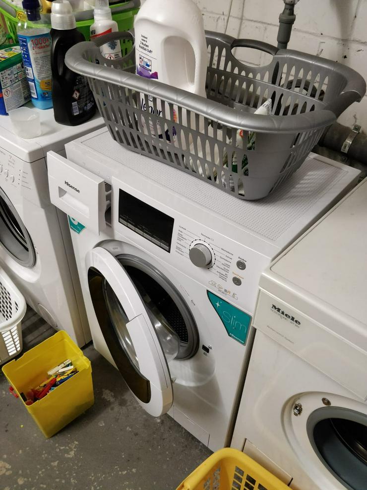 Waschmaschine Hisense WFU6012 SLIM, Restgarantie, WG auflösung, 80€ VB