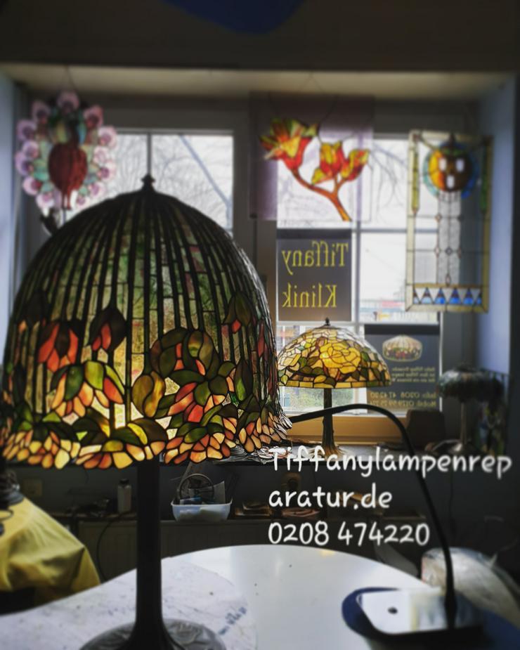 Tiffany Lampenschirm Reparatur Klinik Nrw in Bad Tölz