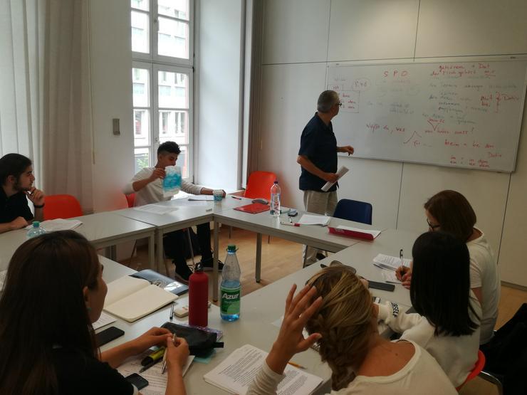 Deutsch Sommerkurse in Frankfurt - German summer courses Frankfurt