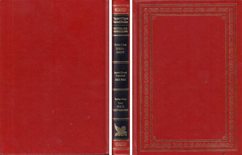 4000138 - Buch - Reader's Digest Auswahlbücher von 1994