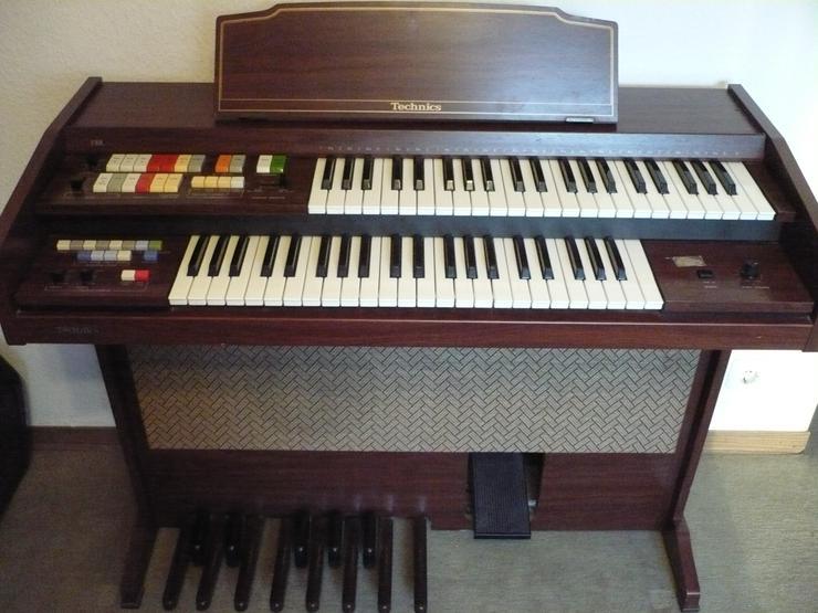 Orgel Technics in 47800 Krefeld