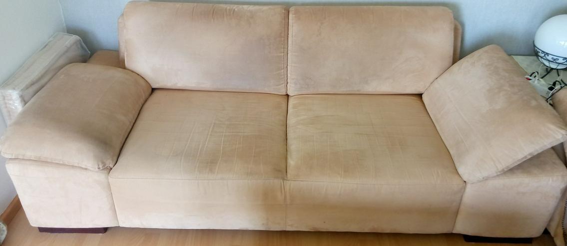 Couchgarnitur zu verschenken