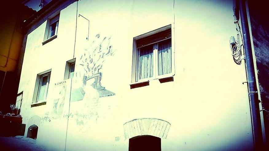 Haus in der Altstadt von Saludecio (Provinz Rimini)