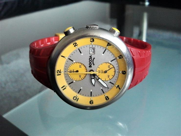 Boccia Titanium Chronograph - Herren Armbanduhren - Bild 1