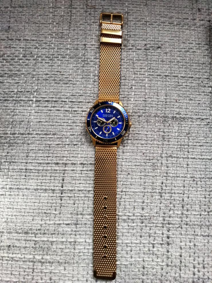 Bild 2: Herren-Armbanduhr Nautec Nolimit