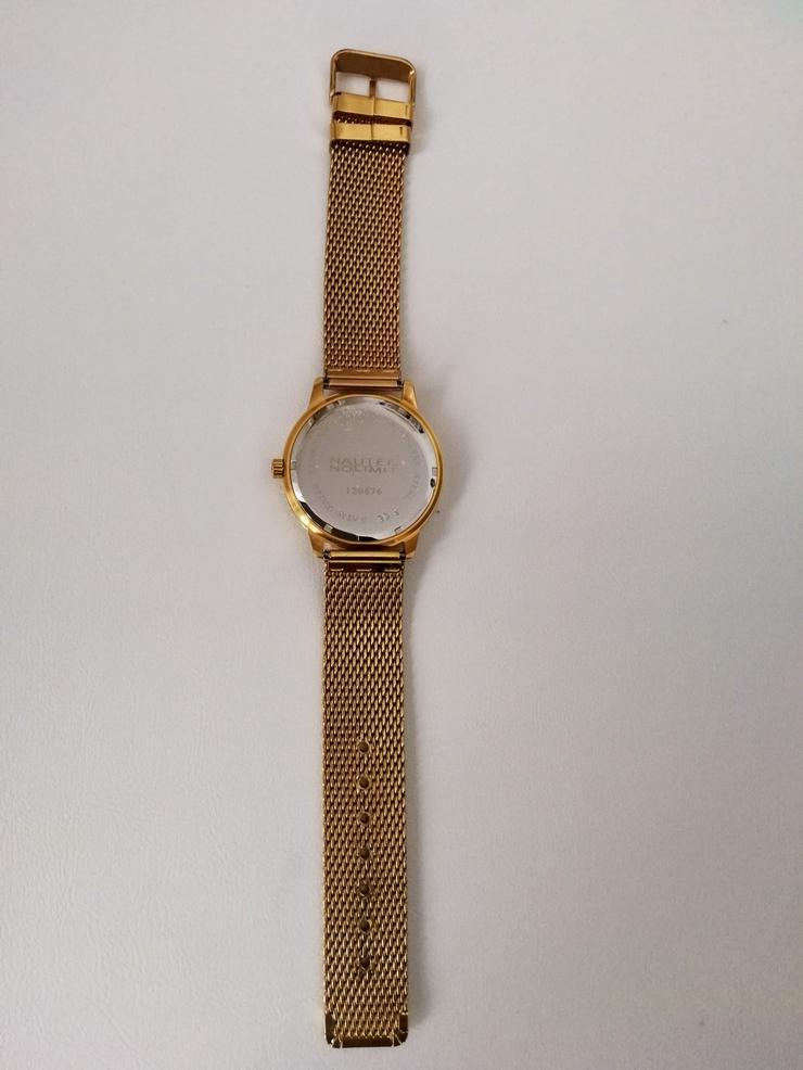 Bild 4: Herren-Armbanduhr Nautec Nolimit
