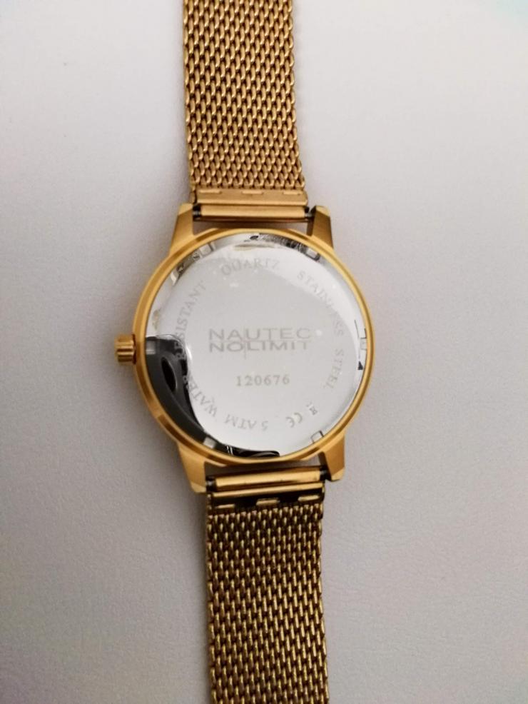 Bild 3: Herren-Armbanduhr Nautec Nolimit