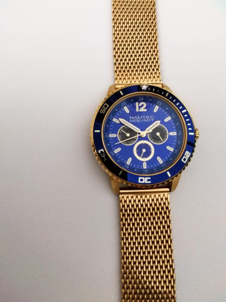 Herren-Armbanduhr Nautec Nolimit