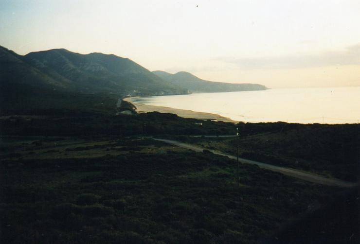 Land in Sardinien