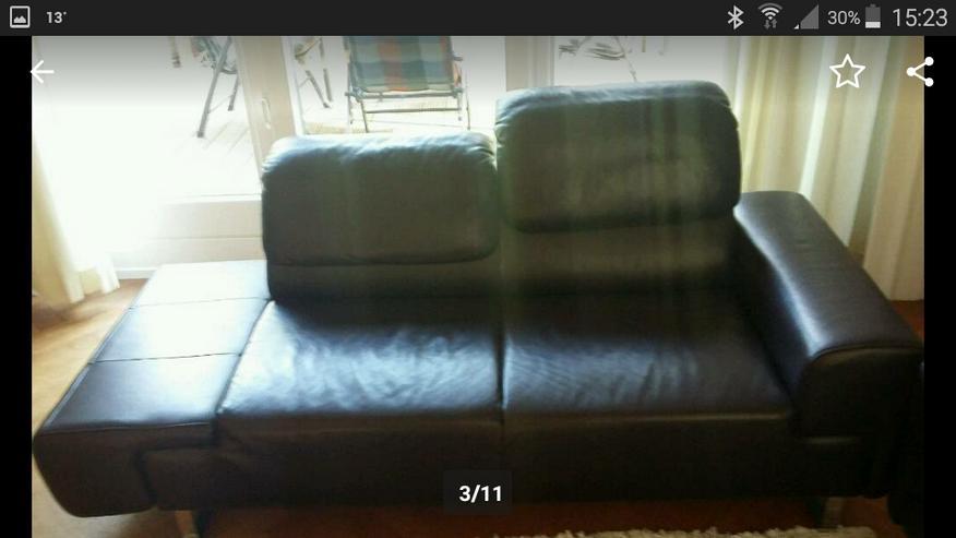 Bild 6: Lausser 3-Sitzer + 2-Sitzer TOP Zustand