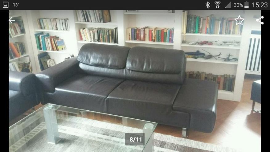 Bild 4: Lausser 3-Sitzer + 2-Sitzer TOP Zustand