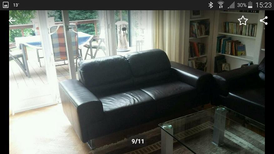 Bild 3: Lausser 3-Sitzer + 2-Sitzer TOP Zustand