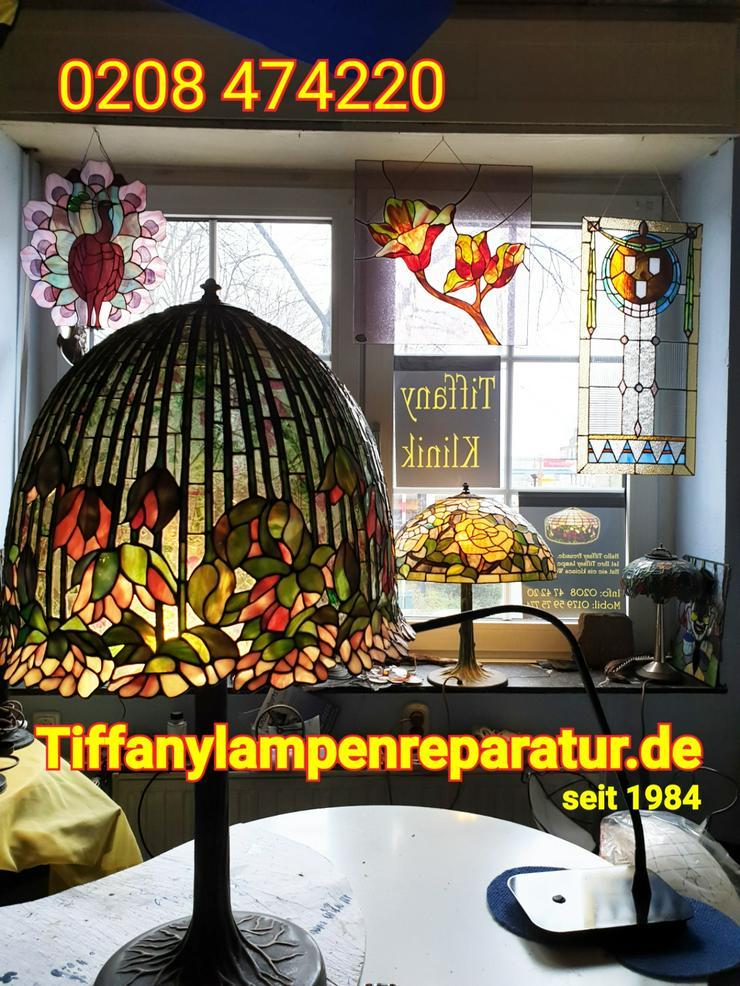 Tiffany Lampen Reparatur Klinik Nrw & Glas Kunst Galerie Mülheim Nrw & Glas Galerie an der Ruhr
