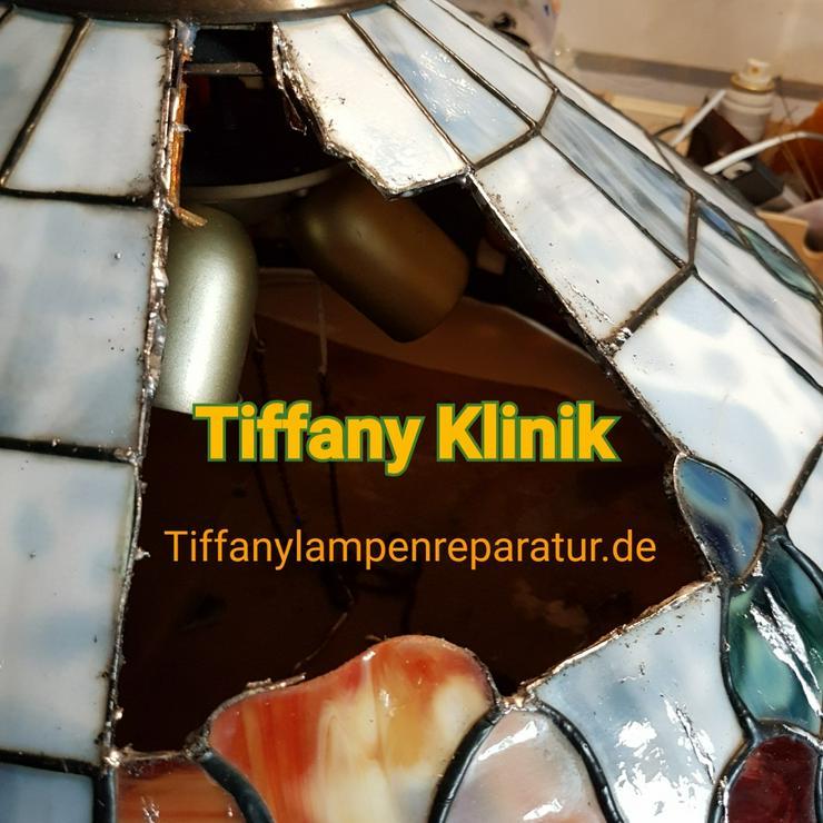 Bild 3: Tiffany Lampen Reparatur Klinik Nrw & Glaskunst Werkstatt Mülheim & Glas Galerie an der Ruhr